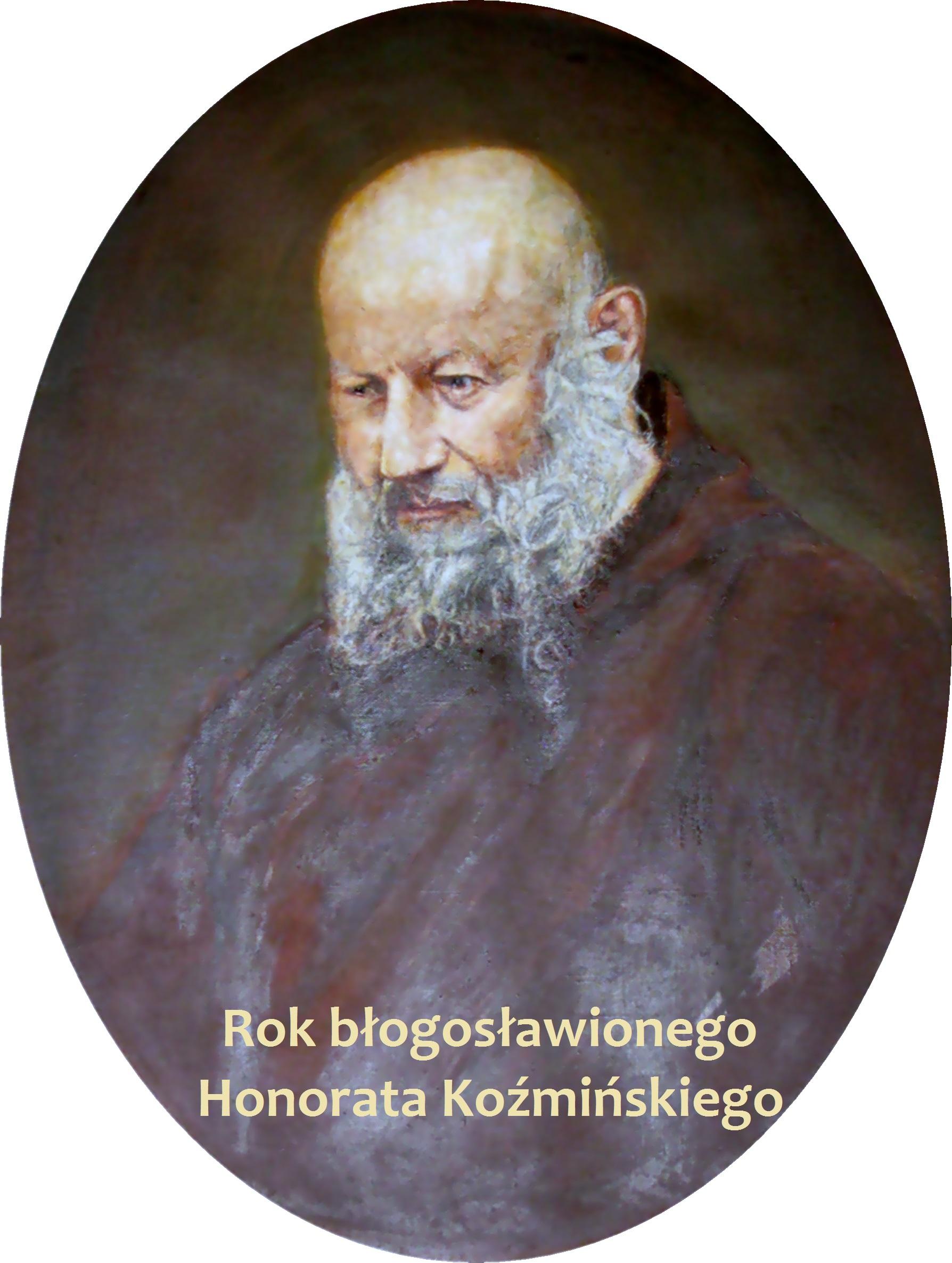 Rok 2016 – Rokiem Honorata Koźmińskiego