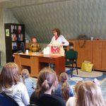 Międzynarodowy Miesiąc Bibliotek Szkolnych odbył się wtym roku podhasłem: WYOBRAŹ SOBIE…