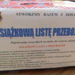 """MIĘDZYNARODOWY MIESIĄC BIBLIOTEK SZKOLNYCH 2019""""Wyobraź sobie…"""""""